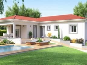 maison plain pied ou etage maison moderne