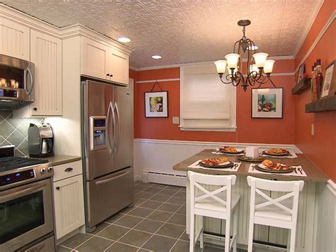 eat in kitchen ideas for small kitchens eat in kitchen ideas from kitchen impossible diy kitchen design ideas kitchen cabinets