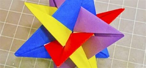 math origami projects math craft monday community submissions plus how to make