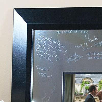 wedding guest book picture frame engraved guest book signature wedding picture frame ebay