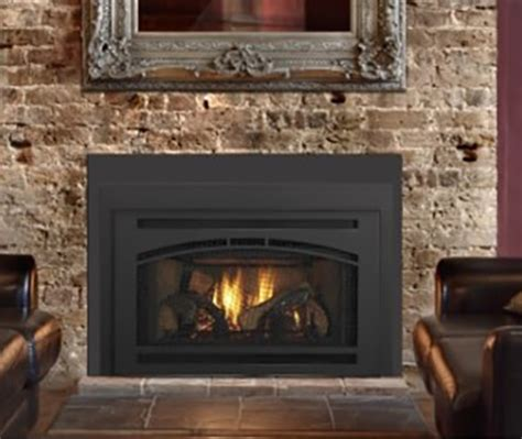 quadra gas fireplace quadra gas fireplace insert w affinity front nw