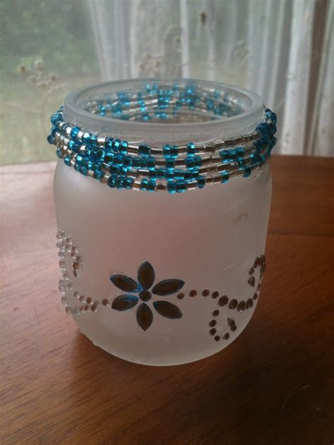 baby food jar crafts projects baby food jar votive crafts baby food jars