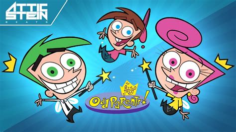 fairly parents the fairly oddparents theme song remix prod by attic