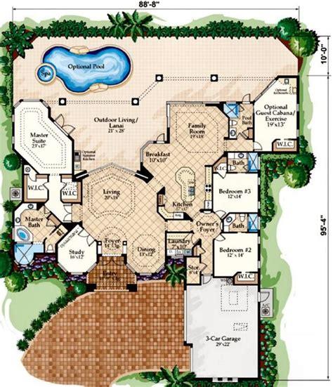 mediterranean style floor plans mediterranean villa style flooring mediterranean style
