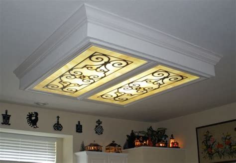 kitchen light covers fluorescent lighting 18 fluorescent light fixture covers