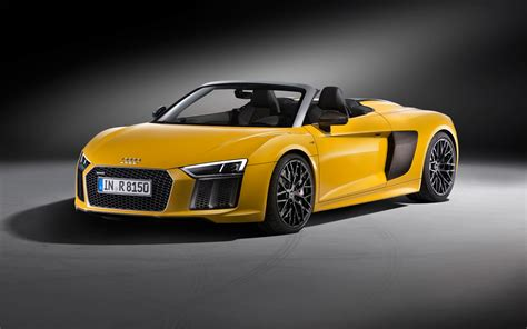Car Wallpaper 2017 by 2017 Audi R8 Spyder V10 Wallpaper Hd Car Wallpapers Id