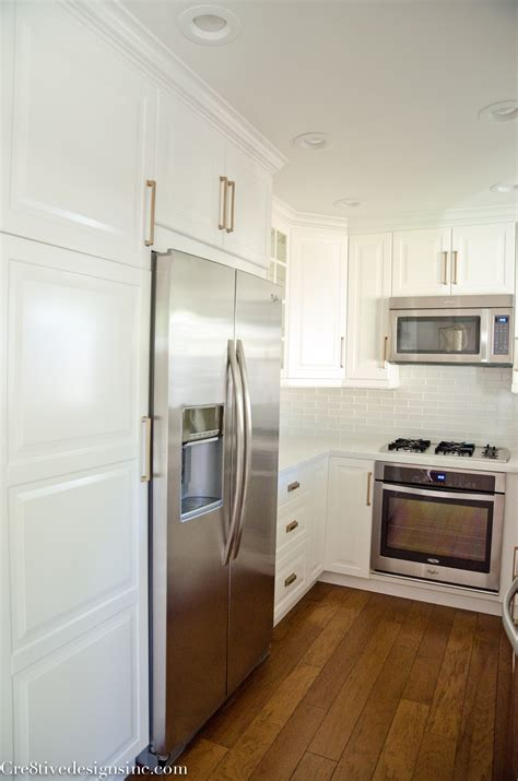 ikea kitchen cabinet ideas the ikea kitchen completed cre8tive designs inc