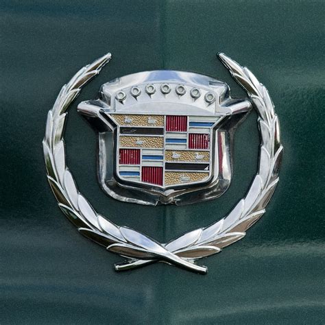 Cadillac Badge by Cadillac Letter Emblem Cadillac Car Badge Car Emblem 3d
