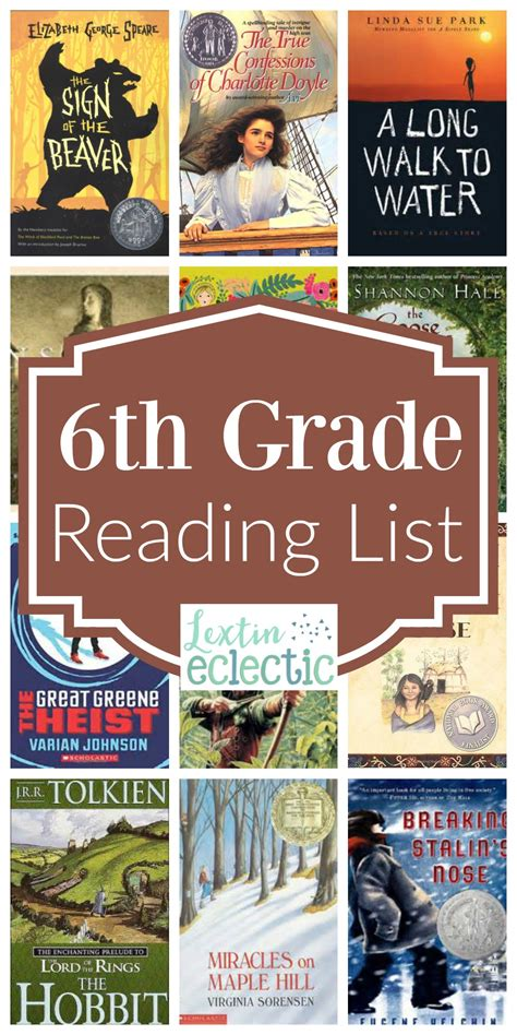 6th grade picture books book list for 6th grade lextin eclectic