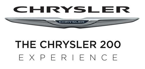 Chrysler 200 Logo by Free Event The Chrysler 200 Experience 12 11 12 13 At