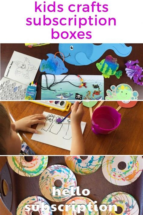 monthly craft boxes for 140 best images about 要做 on early childhood