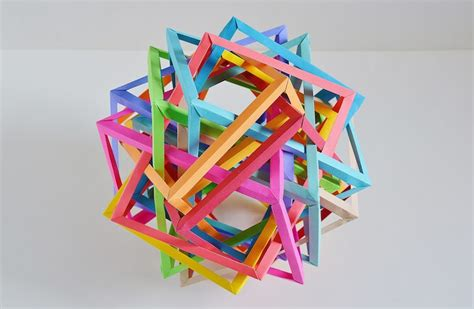 interlocking origami contemporary origami artists take paper folding to new levels