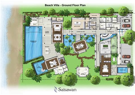 villa floor plans architecture house budgeting ideas inspirations