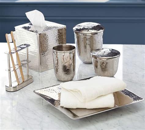pottery bathroom accessories pottery barn bathroom console sale save 20 on bathroom