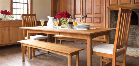 maple dining room furniture shaker dining room furniture vermont woods studios