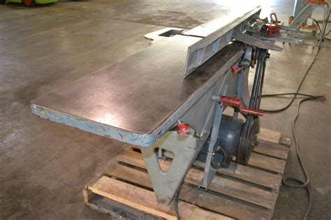 American Woodworking Machinery 12 Quot Knife Jointer