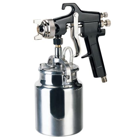 spray painter gun husky gravity feed composite hvlp spray gun h4850ghvsg