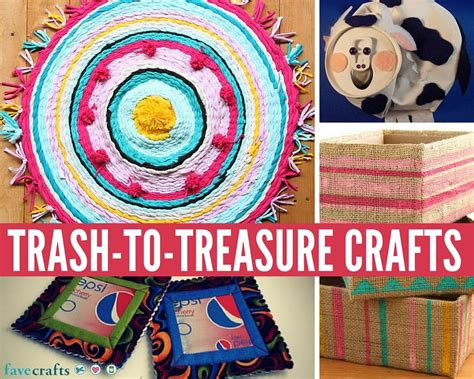 trash to treasure crafts for 26 great trash to treasure crafts favecrafts