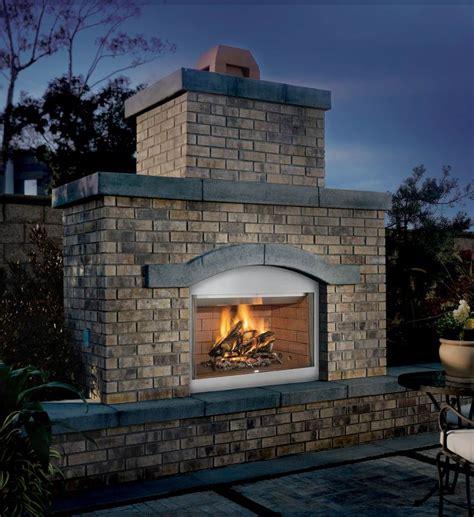 outdoor fireplace 36 quot vs36 vantage hearth performance laredo outdoor