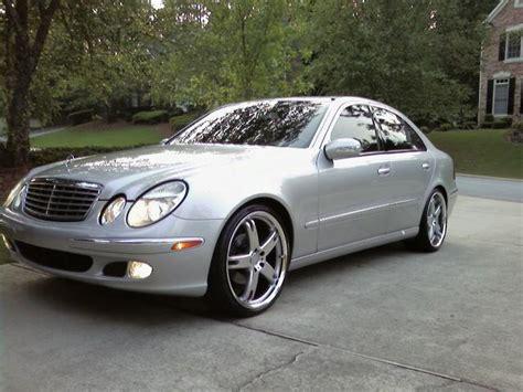 2003 Mercedes E320 by 2003 Mercedes E320 Rims