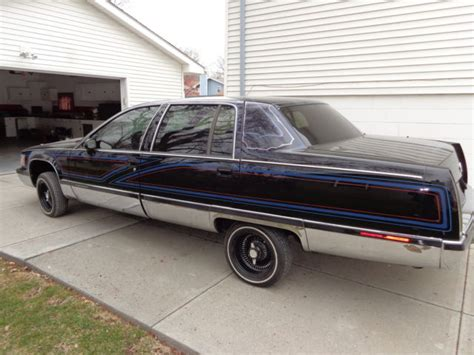 94 Cadillac For Sale by 1994 Cadillac Fleetwood Lowrider Hydraulics For Sale