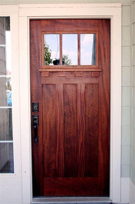 70s door best 25 craftsman front doors ideas on