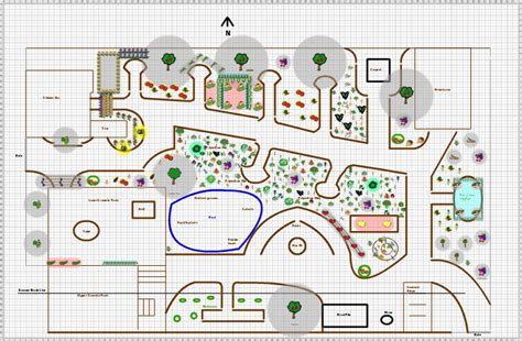 permaculture garden layout garden plan 2013 permaculture backyard