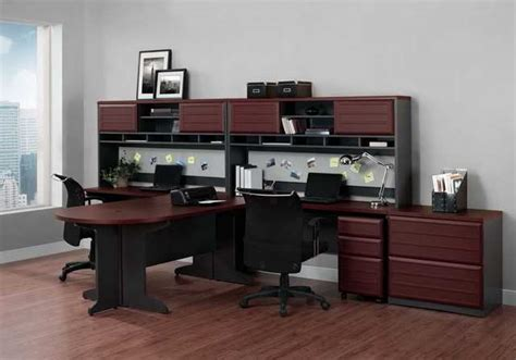 2 person home office desk make your place creative with 2 person desk designinyou