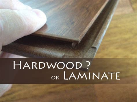 hardwood vs laminate flooring real estate secrets hardwood flooring vs