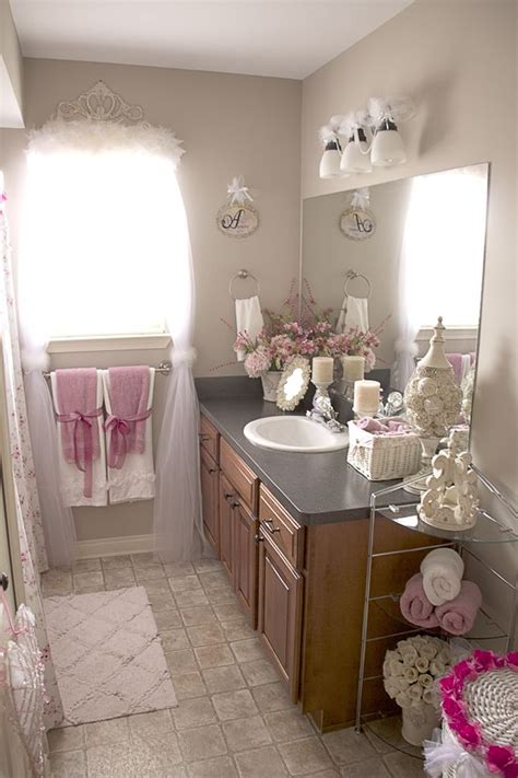 pink bathroom decorating ideas cameras and chaos i some talented friends part 1 home decor