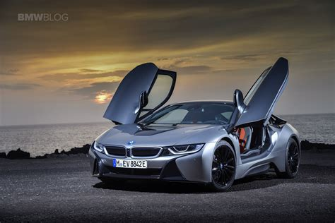 How Much Is Bmw I8 by World Premiere Bmw I8 Lci Facelift A That Didn T