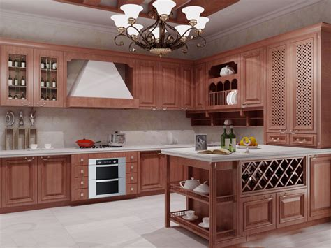 cheapest wood for kitchen cabinets get cheap wooden kitchen cabinets aliexpress alibaba
