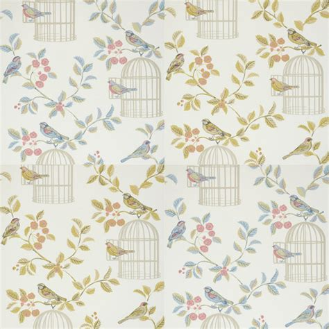 shabby chic bedroom wallpaper iliv shabby chic song bird wallpaper ebay
