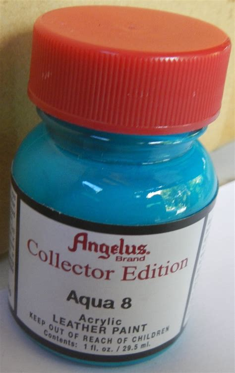 angelus paint volt quot angelus collector edition acrylic paint for shoes