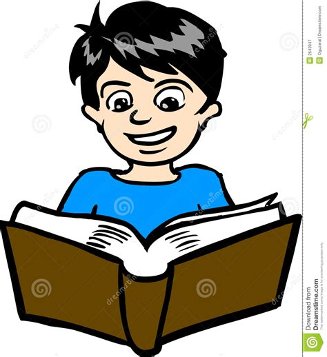 picture of reading book boy reading book royalty free stock photography image