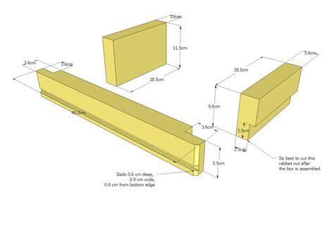 free woodworking jig plans box joint jig plans hardware kit hardwood lumber near