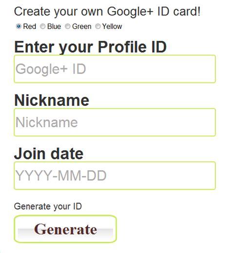 where can i make an id card ict news desk create your plus id card make