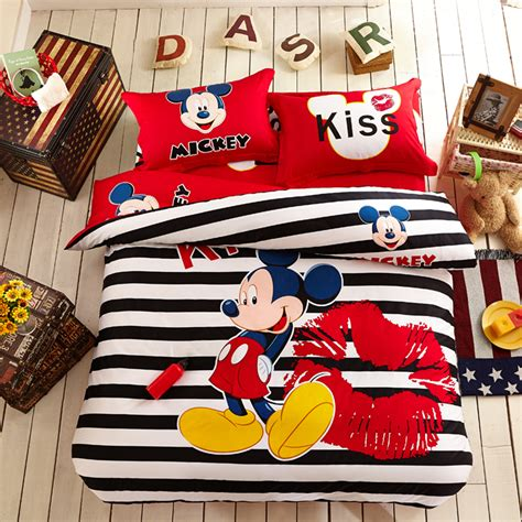 size mickey mouse comforter sets mickey mouse comforter set and ebeddingsets