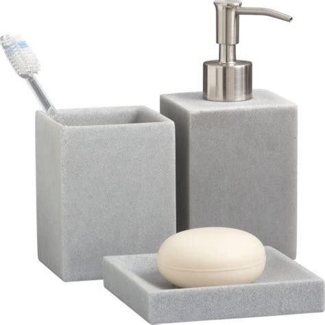 bathroom accessories modern resin bath accessories modern bathroom