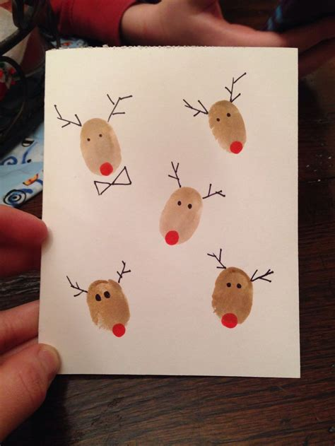 reindeer cards to make diy cards all things