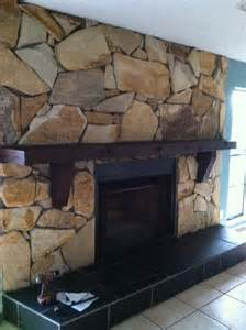 How To Paint An Old Brick Fireplace by New Home Makeover Step 1 White Wash Fireplace Its Just