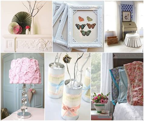 home decor shabby chic style 10 stunning diy shabby chic home decor projects