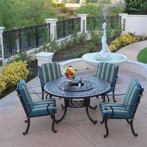 aluminum patio furniture sets cast aluminum patio furniture sets decor ideasdecor ideas