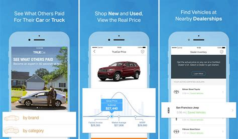 Car Apps For An Iphone by Best Car Buying Apps For Iphone To Find Best Deals On New