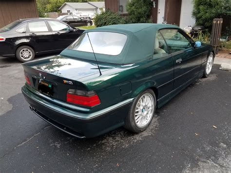 Bmw M3 Convertible For Sale by 1999 Bmw M3 Convertible German Cars For Sale