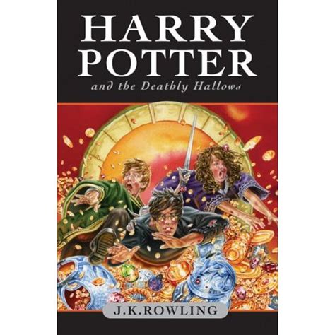 harry potter picture book harry potter and the deathly hallows book 7 j k