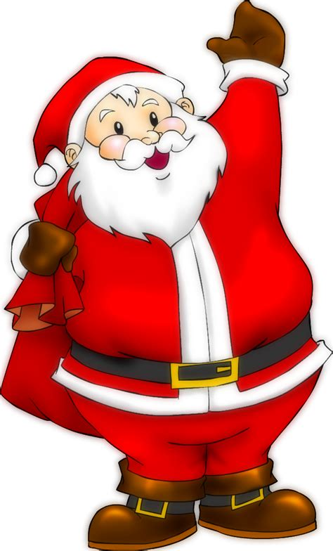 We Blogging Santa Claus By
