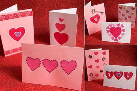valentines day card ideas sweet valentines day ideas cards ideas