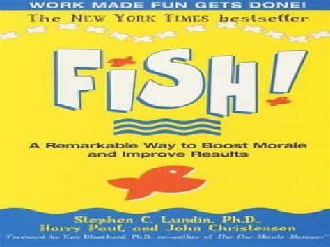 fish picture book presentation of fish book