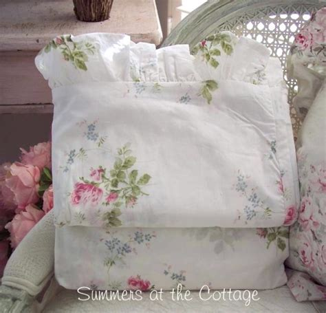 shabby chic sheets shabby homes chic pink roses king sheet set